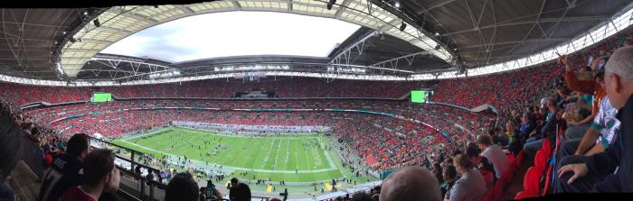 Eyes On: NFL UK 2017 – Cardinals @ Rams