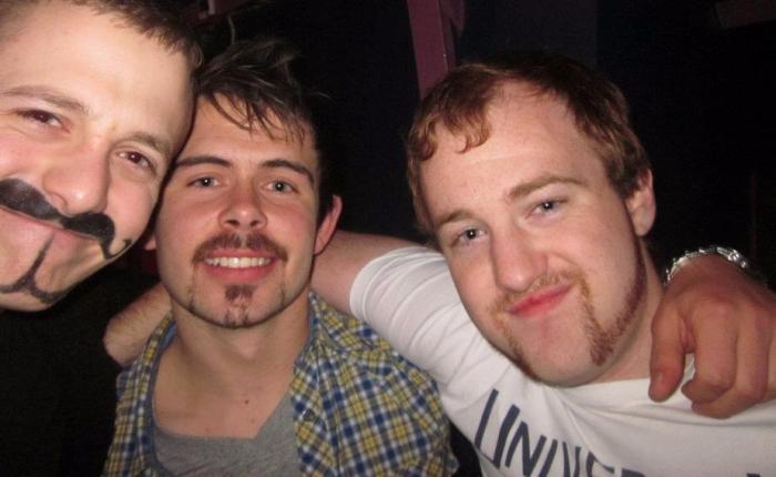 Movember 2017: theBeginning