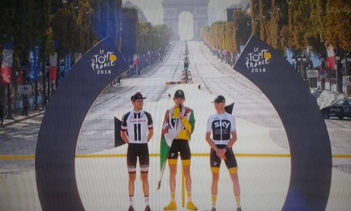 Eyes On: Tour de France2018