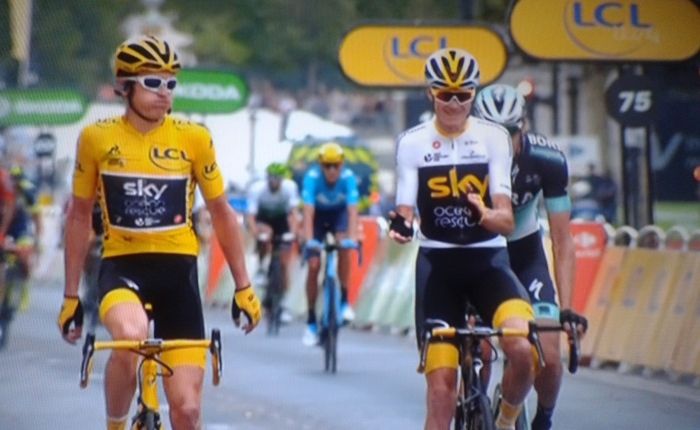 Man Down: What next for Froome and Ineos?