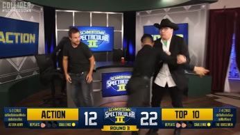 mts the tackle spectacular ii team action andrew ghai top 10 matt knost john rocha