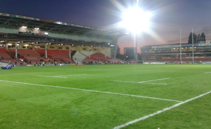 Cherry-picking: A Gloucester Rugby 23