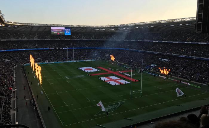 Six Nations 2020: Italy v England