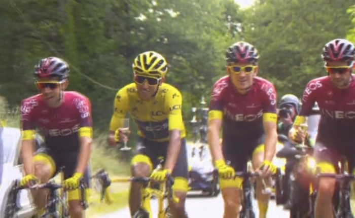 Magic Moments on the Tour de France 2019