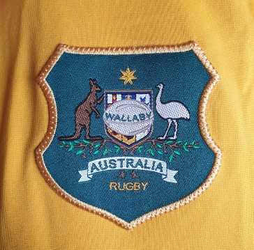rugby australia crest