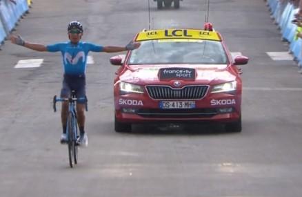 cycling Quintana