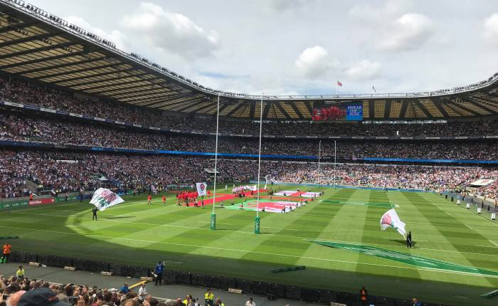 Eyes On: England v Wales – RWC2019 Warm-ups