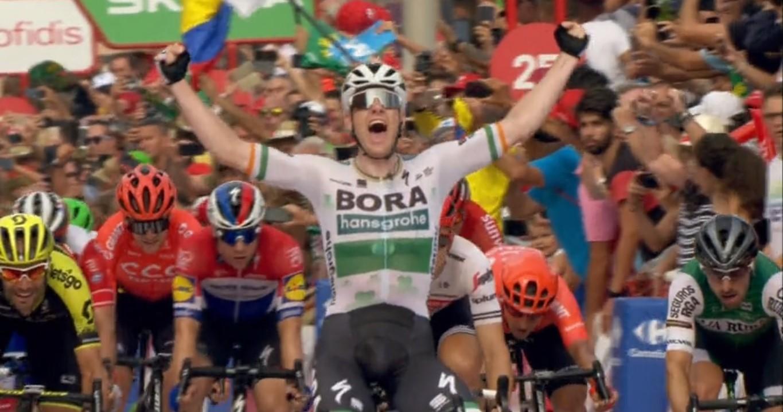 cycling sam bennett win