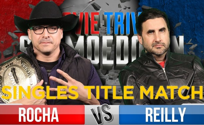 SCHMOEDOWN MASTERPIECES: John Rocha vs. Mark Reilly III (w/ Reilly Commentary!)
