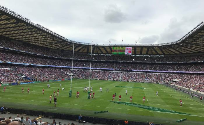 Eyes On: England v Italy – RWC2019 Warm-ups
