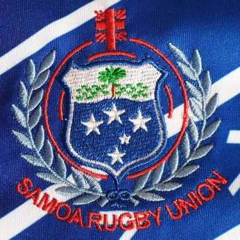 rugby crest samoa