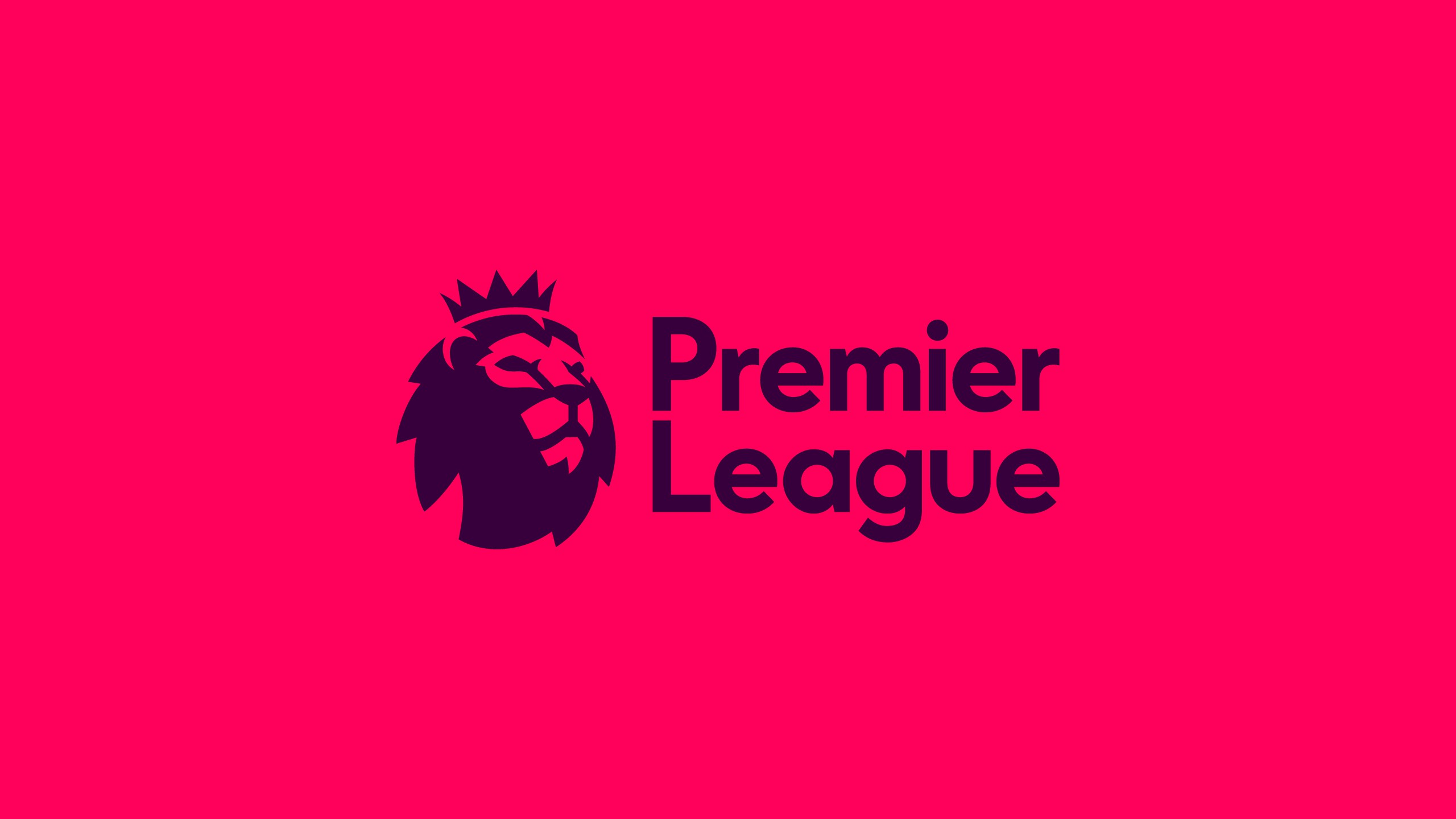 feat football prem league logo pink