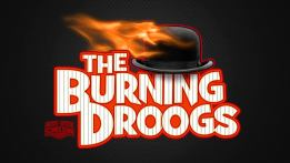 MTS The Burning Droogs Logo