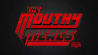 MTS The Mouthy Mercs Logo