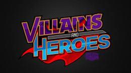 MTS Villains and Heroes Logo