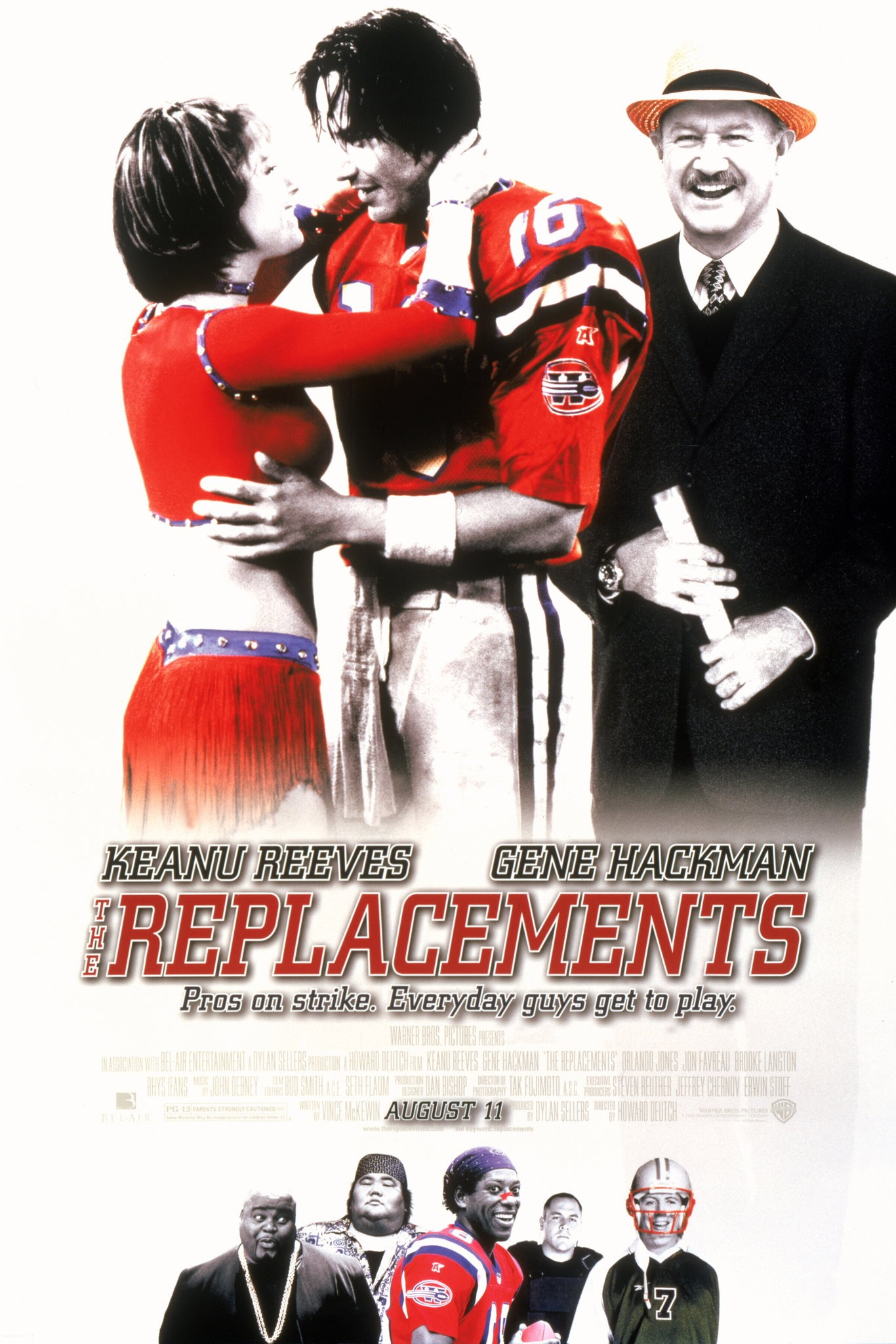 ss the replacements