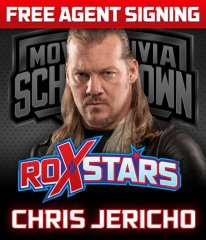 mts chris jericho free agent roxstars