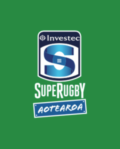 rugby super rugby aotearoa logo green