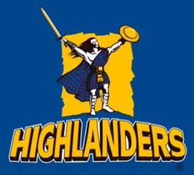 rugby highlanders blue logo