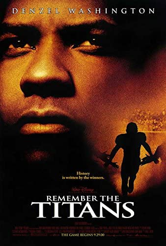 sport screen remember the titans