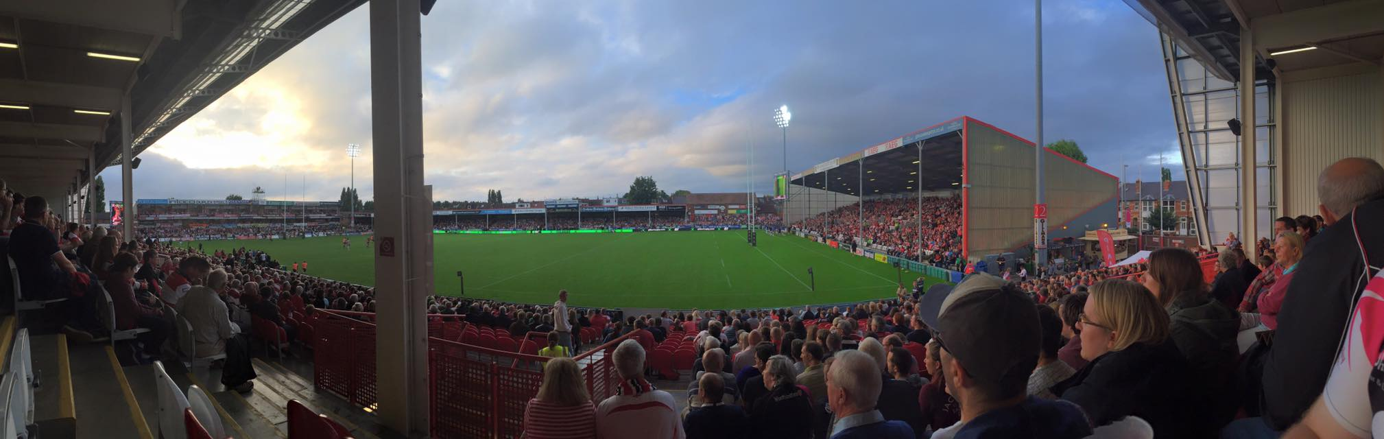 feat rugby kingsholm panorama