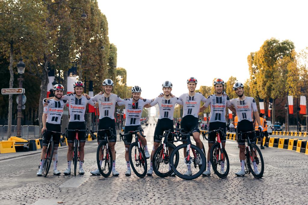 cycling tour de france 2020 sunweb