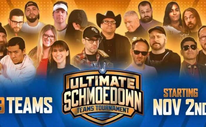 Bracket Breakdown: Ultimate Schmoedown Teams Tournament 2020
