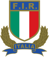 rugby italy crest
