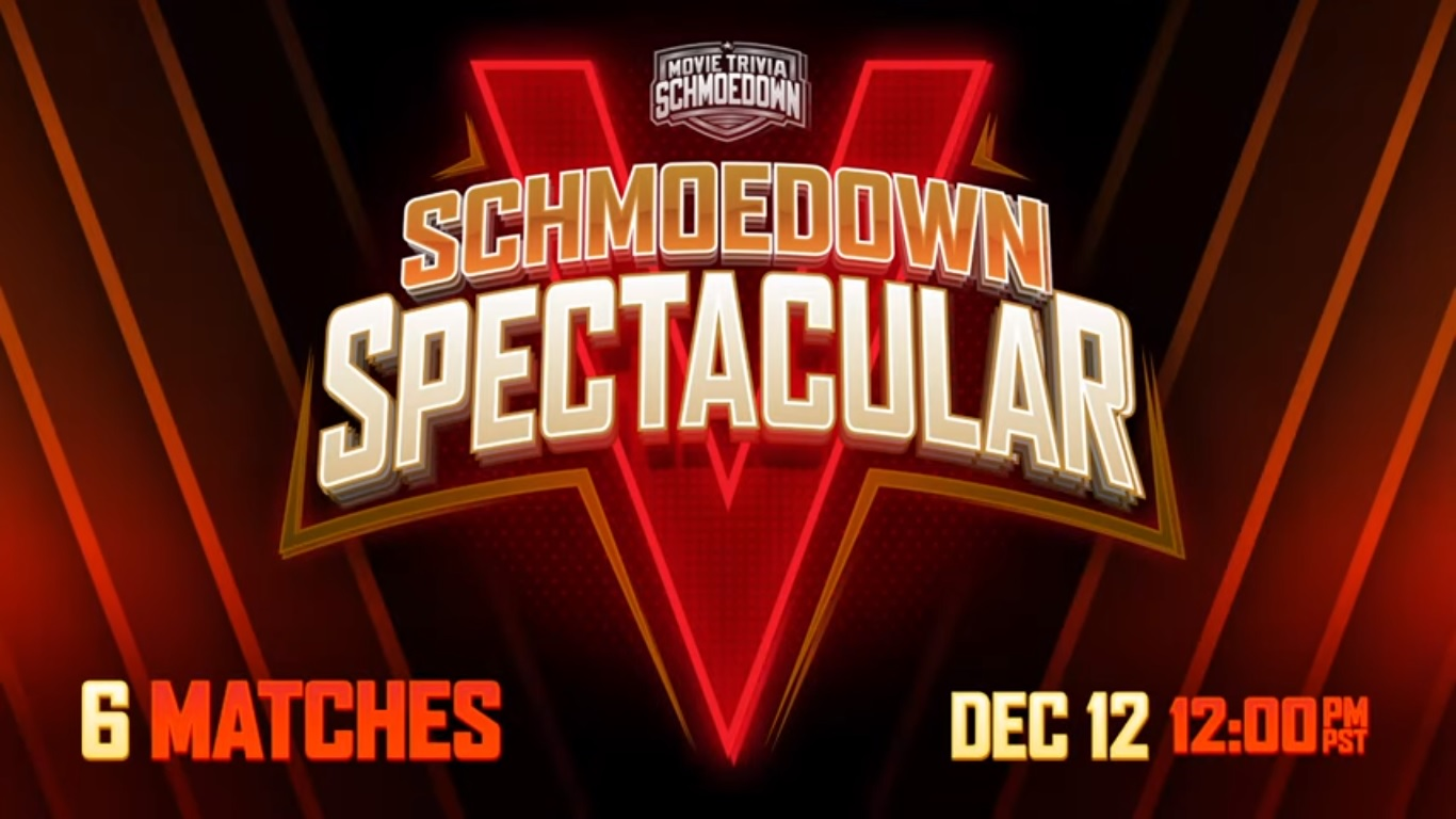 feat mts schmoedown spectacular v promo title card