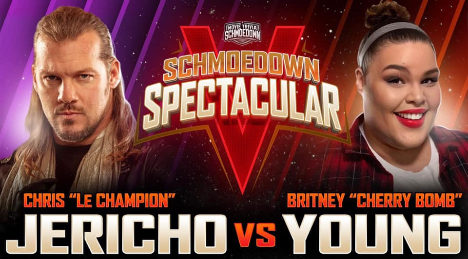 mts schmoedown spectacular v chris jericho britney young
