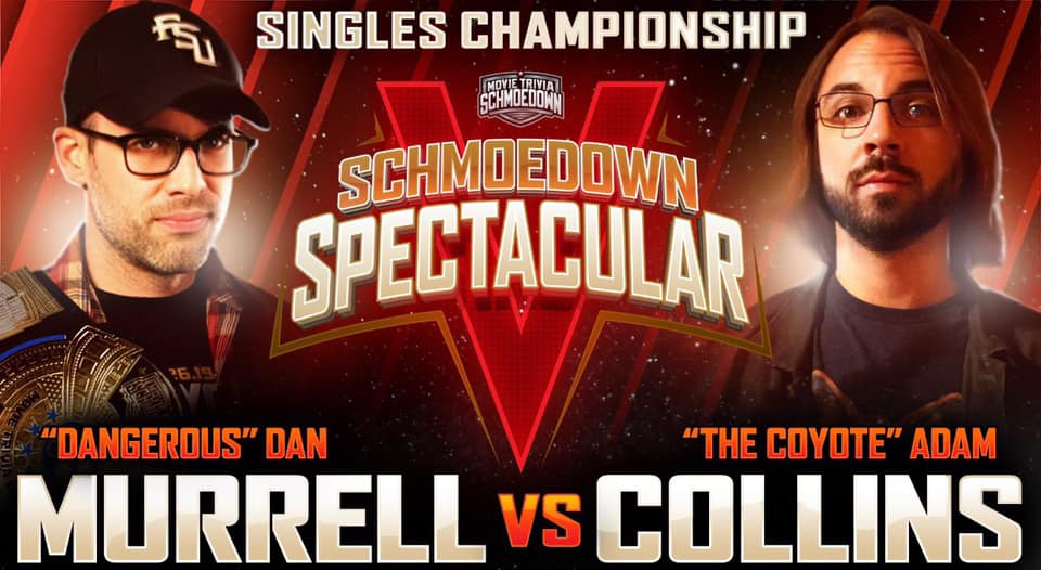 mts schmoedown spectacular v dan murrell adam collins