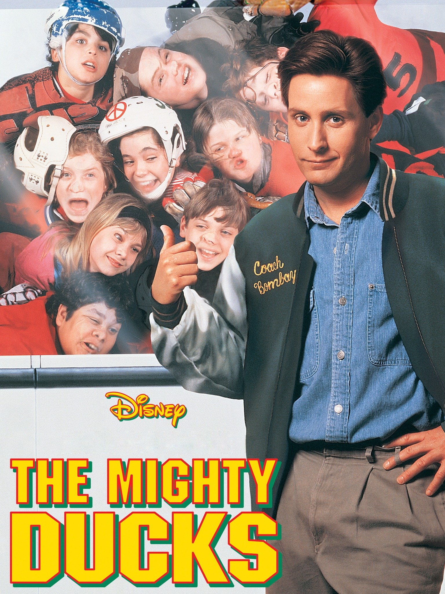 ss The Mighty Ducks