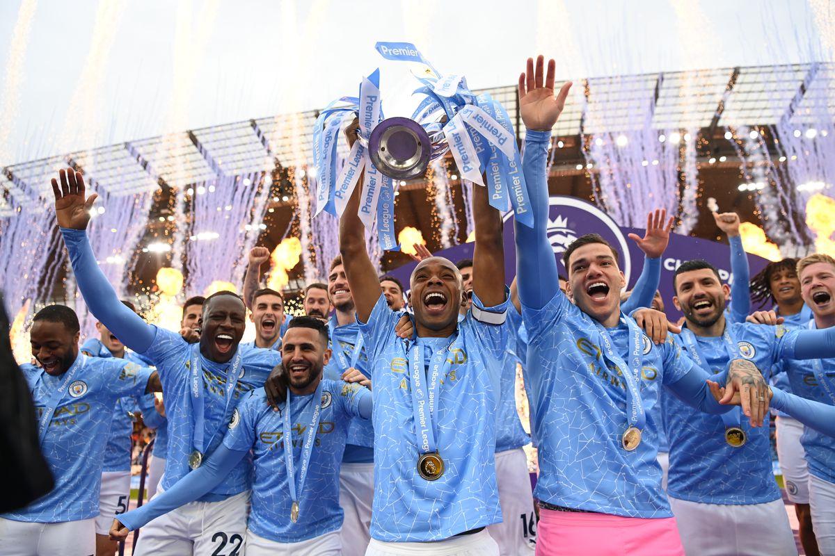 football manchester city premier league champions