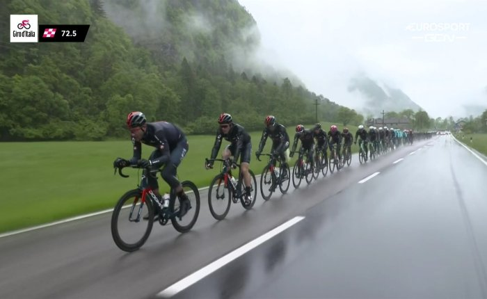 Back to Business: Giro d'Italia2021