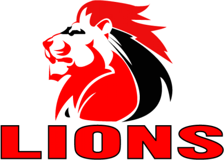 rugby lions crest